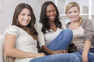 http://www.dreamstime.com/royalty-free-stock-photo-interracial-group-beautiful-women-friends-image26429475